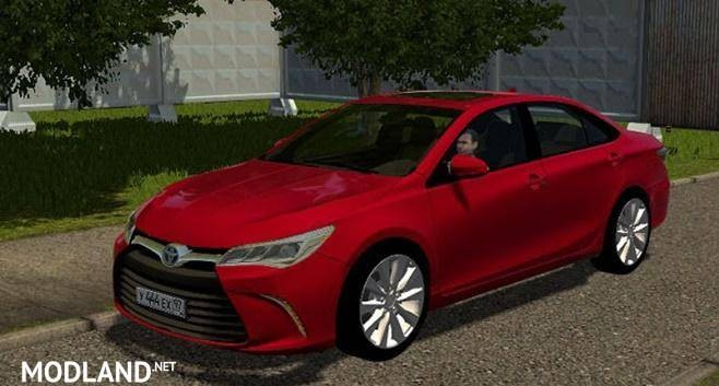 Toyota Camry XLE 2017 [1.5.9]